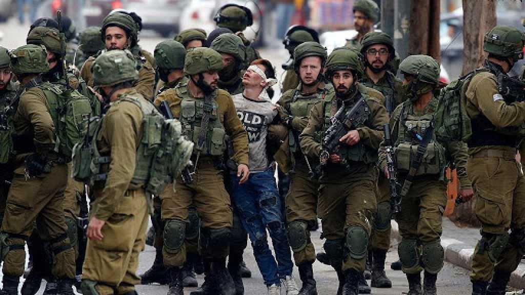 230 enfants palestiniens arrêtés par les forces d'occupation israéliennes en 2021