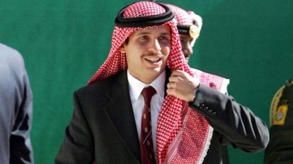 Jordanie: le prince Hamza dit qu'il n'obéira pas aux «ordres» (enregistrement)