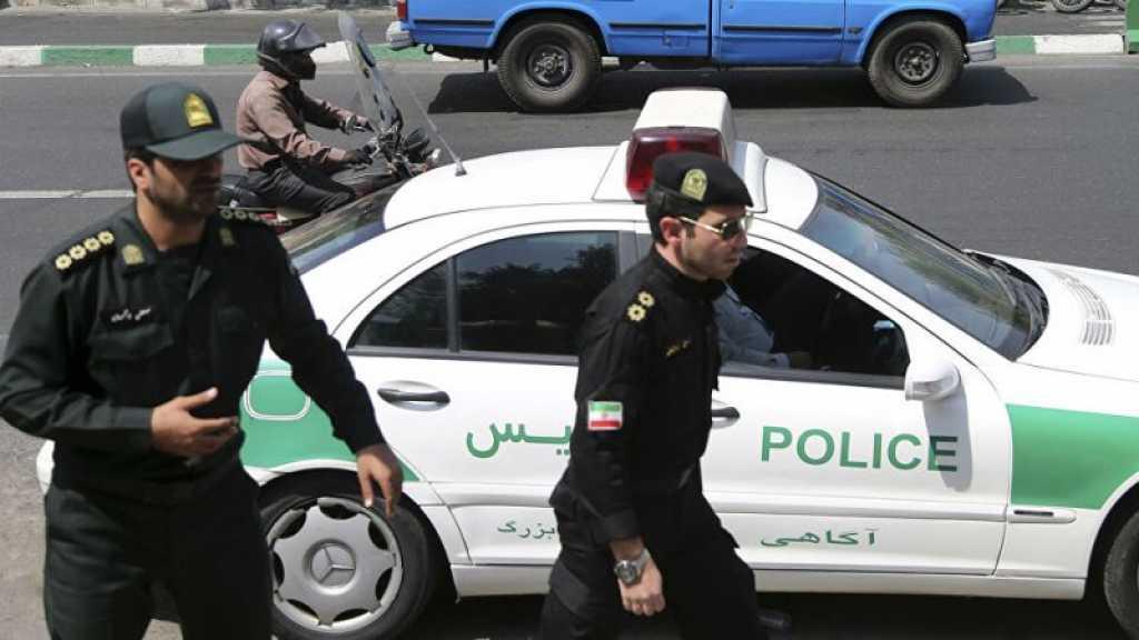 L'Iran affirme avoir arrêté un «espion israélien»