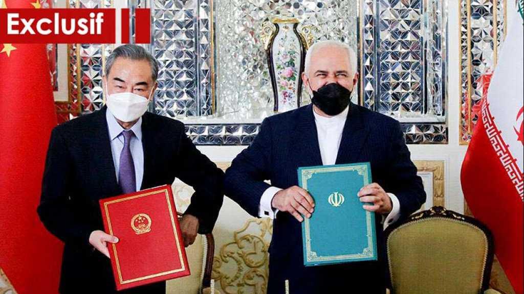 L'Iran… les points forts de l'accord stratégique avec la Chine
