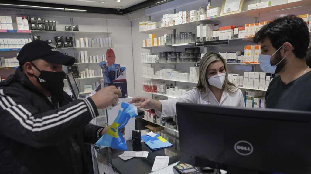 Coronavirus au Liban: 2296 nouveaux cas et 36 décès supplémentaires en 24h