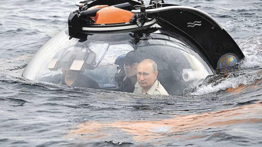 La Russie développerait une torpille nucléaire à tsunamis