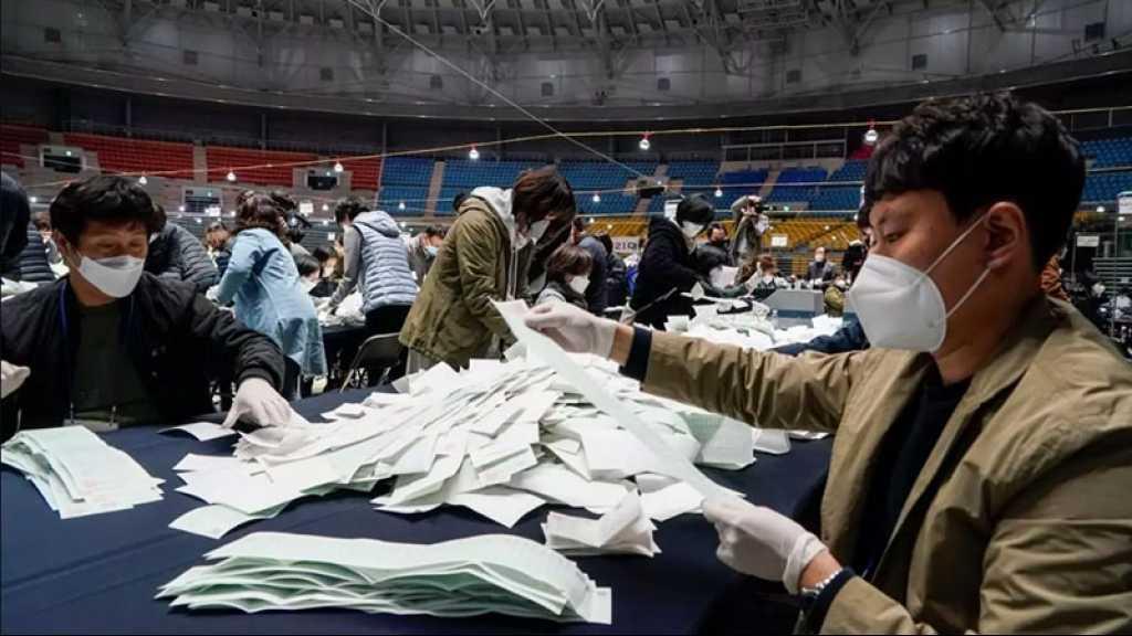 Corée du Sud: sévère défaite pour le parti au pouvoir lors d'élections