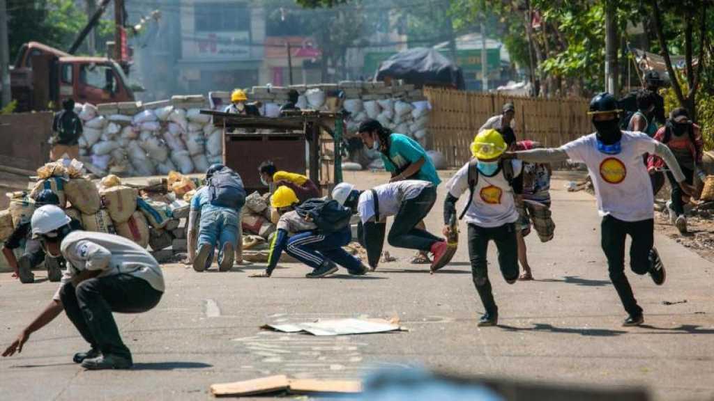 Birmanie: tournée attendue de l'émissaire de l'ONU, le cap des 600 morts franchi