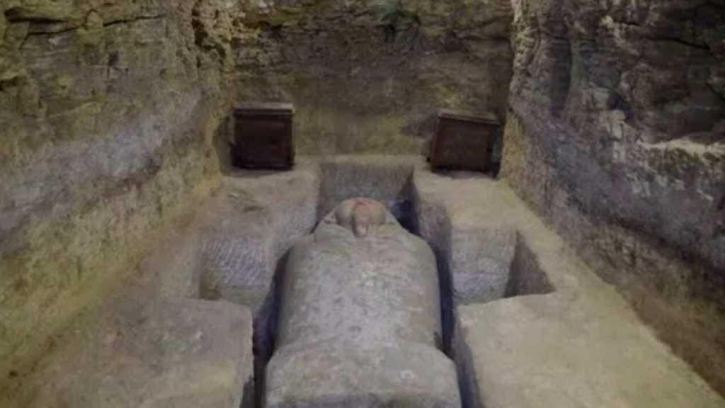 Découverte de «la plus grande ville antique» d'Egypte près de Louxor