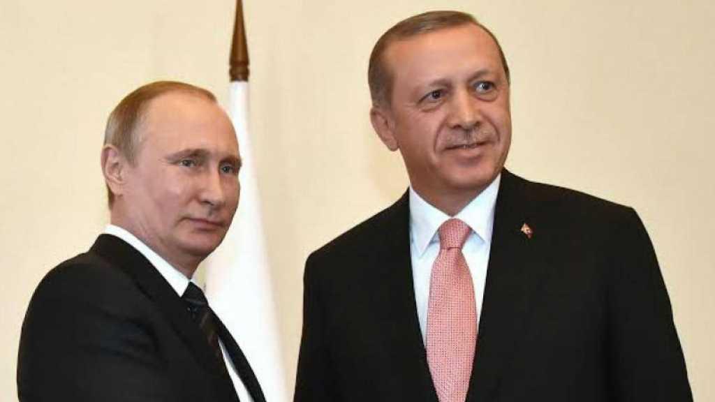 Poutine appelle Erdogan à préserver le statu quo sur l'accès à la mer Noire