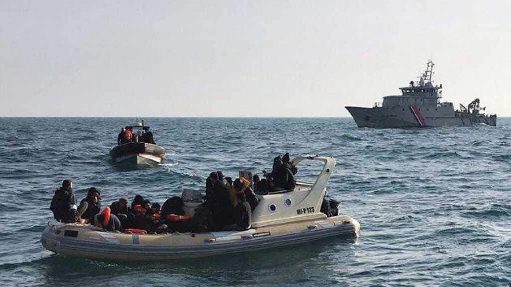 France: 84 migrants secourus dans la Manche, au large du littoral