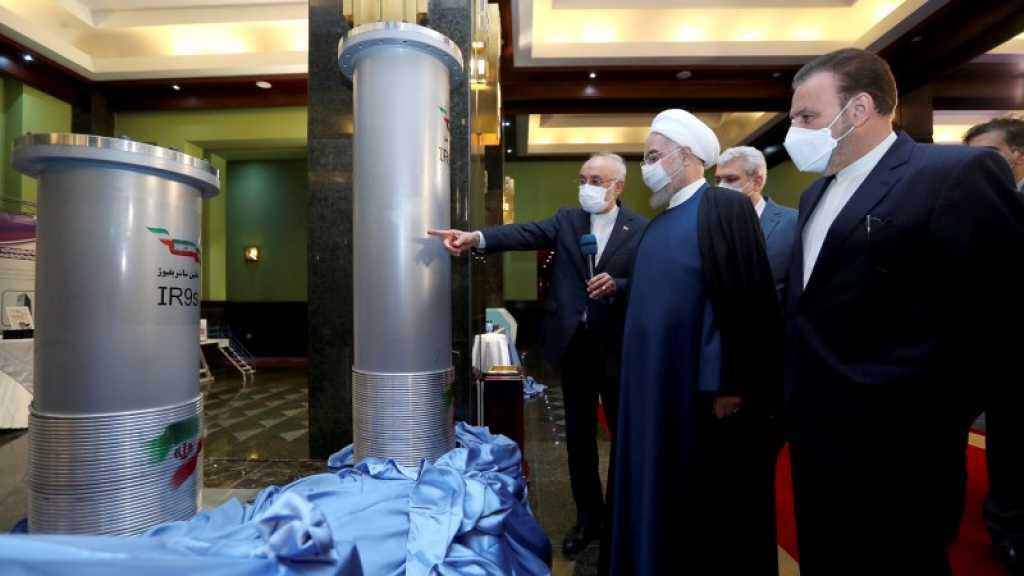 Téhéran dénonce un acte de «terrorisme» contre son complexe nucléaire de Natanz