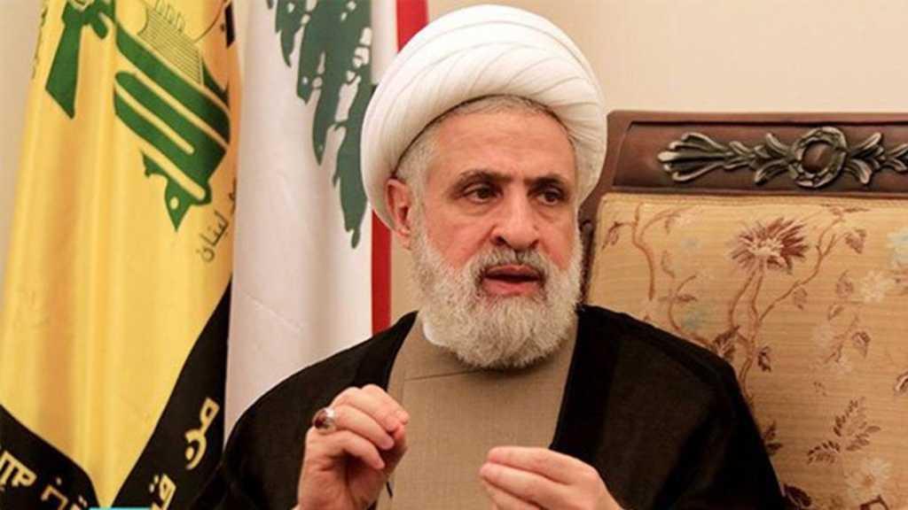 Liban: «Des facteurs externes ont abouti à l'effondrement», dit cheikh Qassem