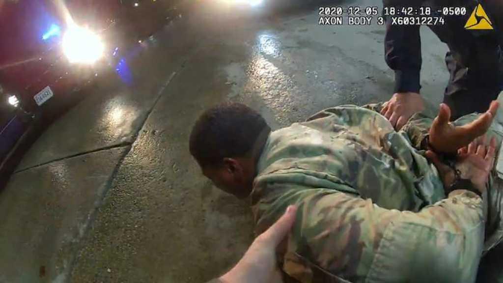 Racisme aux USA: enquête sur l'interpellation musclée d'un militaire noir