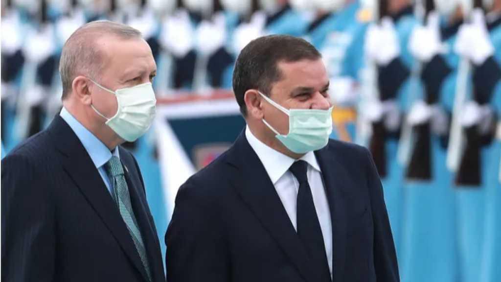 La Turquie et la Libye renouvellent leur attachement à un accord maritime controversé