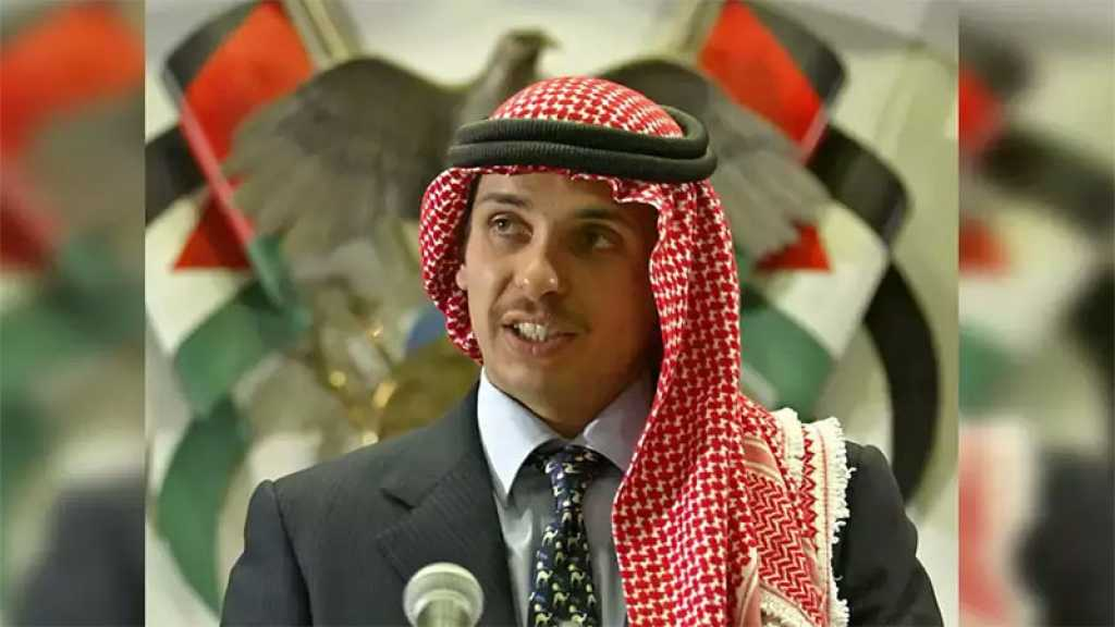 Jordanie: le prince Hamza ne sera pas jugé, confirme le Premier ministre