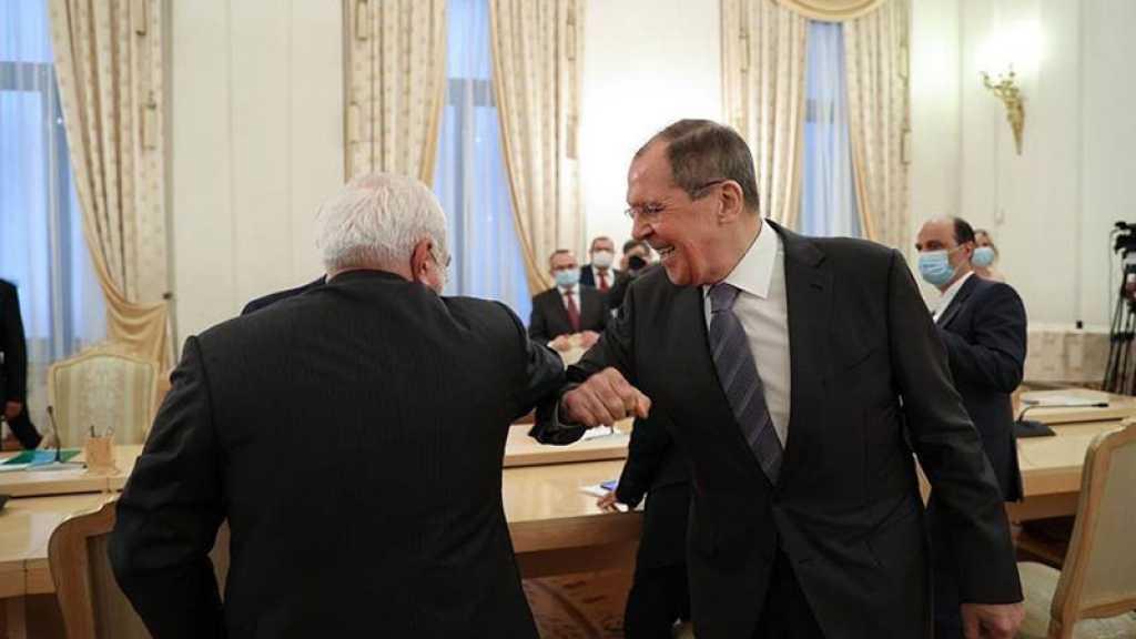 Lavrov: L'Iran et la Russie travaillent en étroite collaboration pour assurer la pleine mise en œuvre du JCPOA