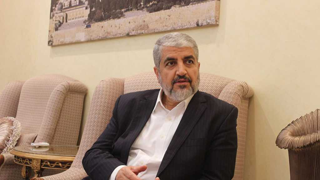 Khaled Mechaal élu chef du bureau politique du Hamas pour l'étranger