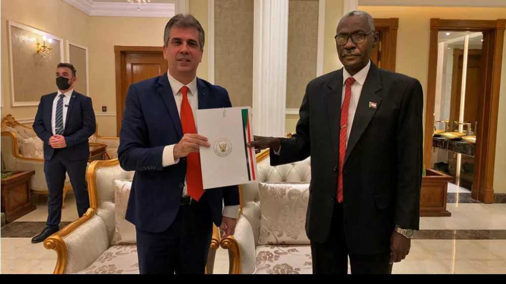 Pourparlers en cours pour la visite d'une délégation sécuritaire soudanaise en «Israël»