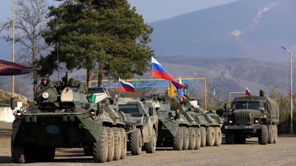 L'Arménie veut plus de troupes russes sur son sol