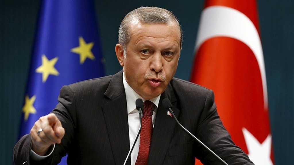 Sofagate: Erdogan dénonce la «vulgarité» des propos de Draghi qui l'a qualifié de «dictateur»