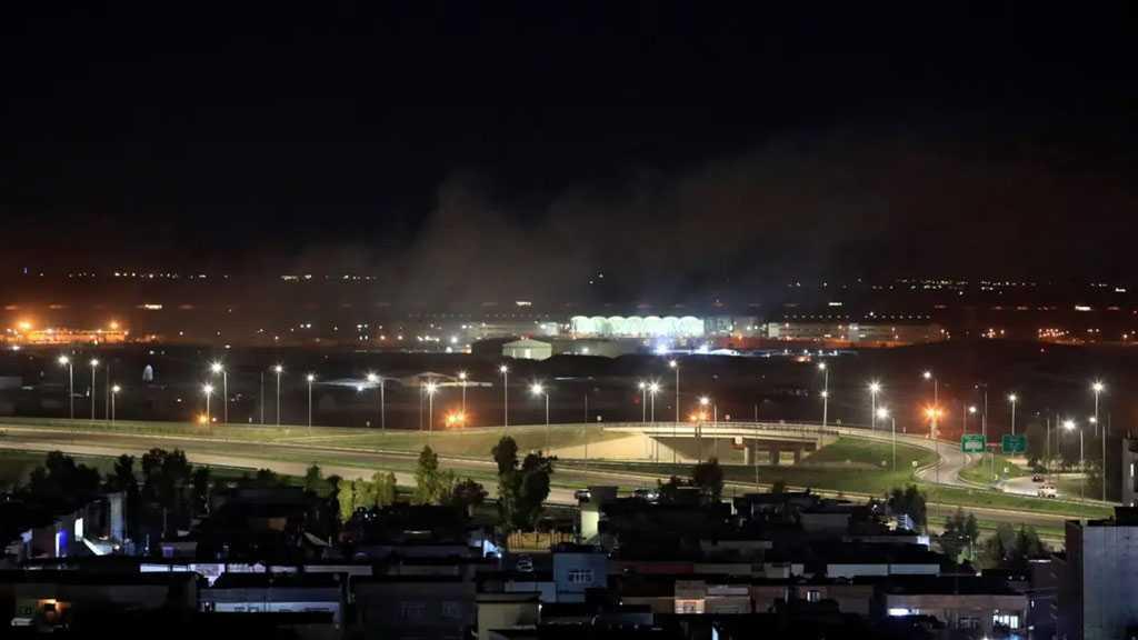 Irak: un drone tire une roquette sur l'aéroport d'Erbil au Kurdistan