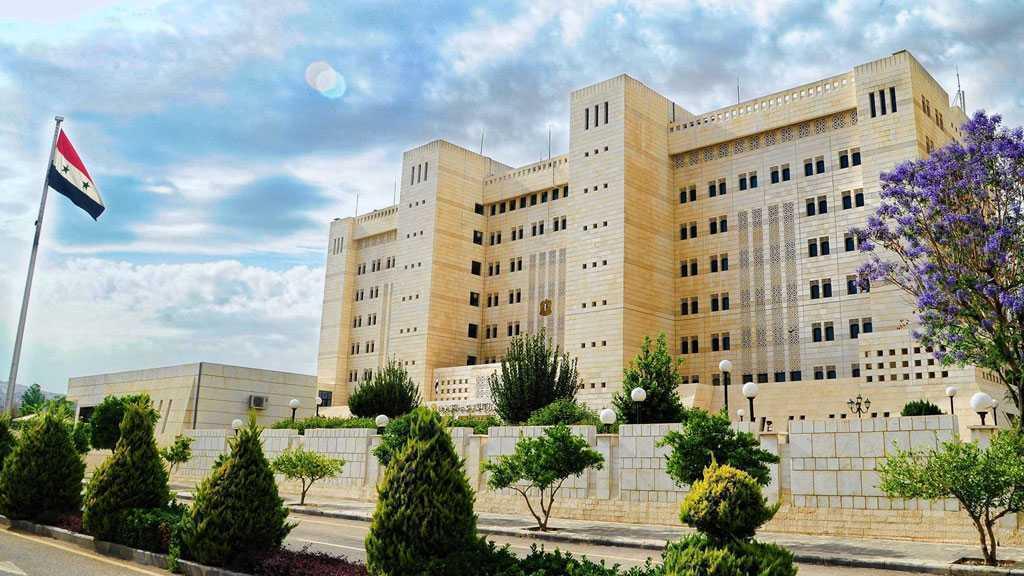 La Syrie rejette le rapport de l'OIAC sur l'usage d'armes chimiques en 2018