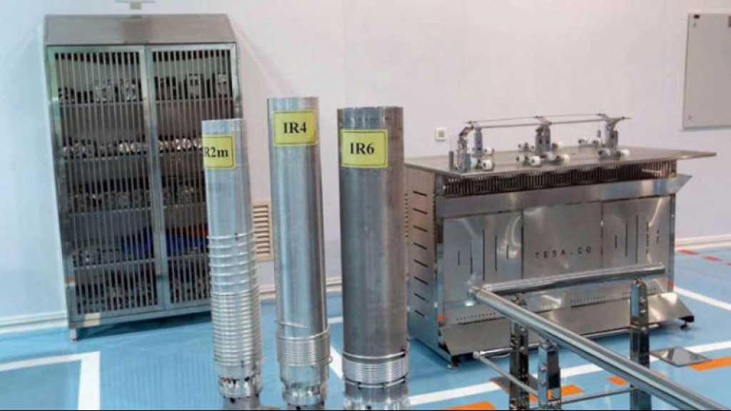 L'Iran a enrichi de l'uranium à 60% avec succès, déclare le président du parlement