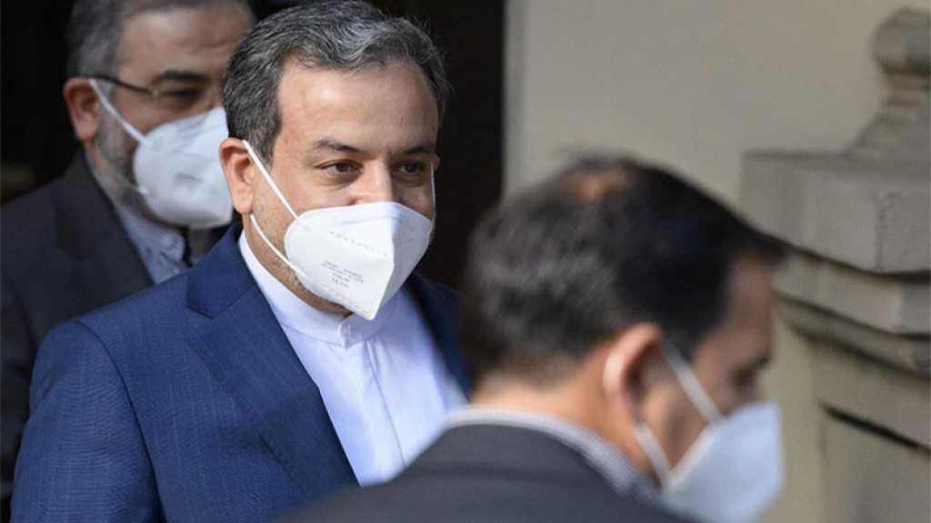 Araghchi: les nouvelles sanctions anti-iraniennes de l'UE affaiblissent les négociations nucléaires