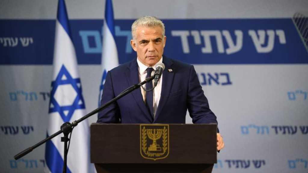 «Israël»: le chef de l'opposition appelle à un «gouvernement d'union»