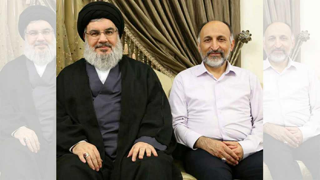 Décès du général Hejazi: Sayed Nasrallah adresse ses condoléances à l'imam Khamenei