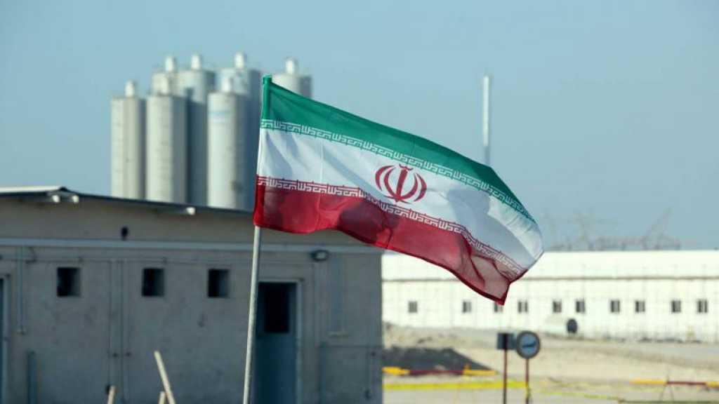 L'Iran dit que l'enrichissement à 60% de l'uranium est «réversible»