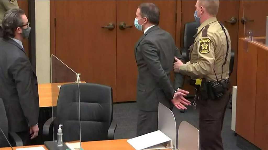 L'ex-policier Derek Chauvin déclaré coupable du meurtre de George Floyd