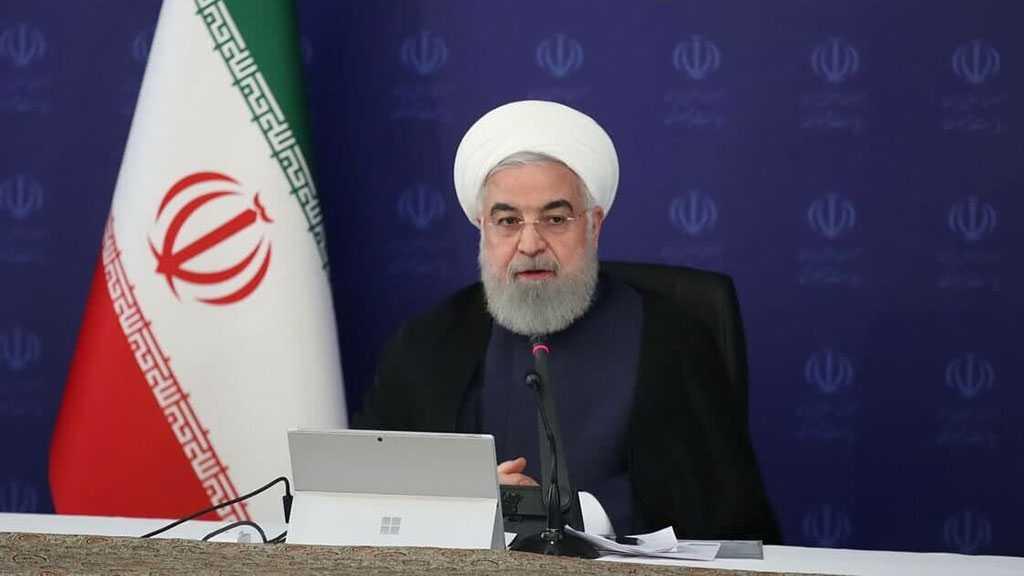 Rohani: L'Iran n'acceptera aucun accord supplémentaire au JCPOA existant