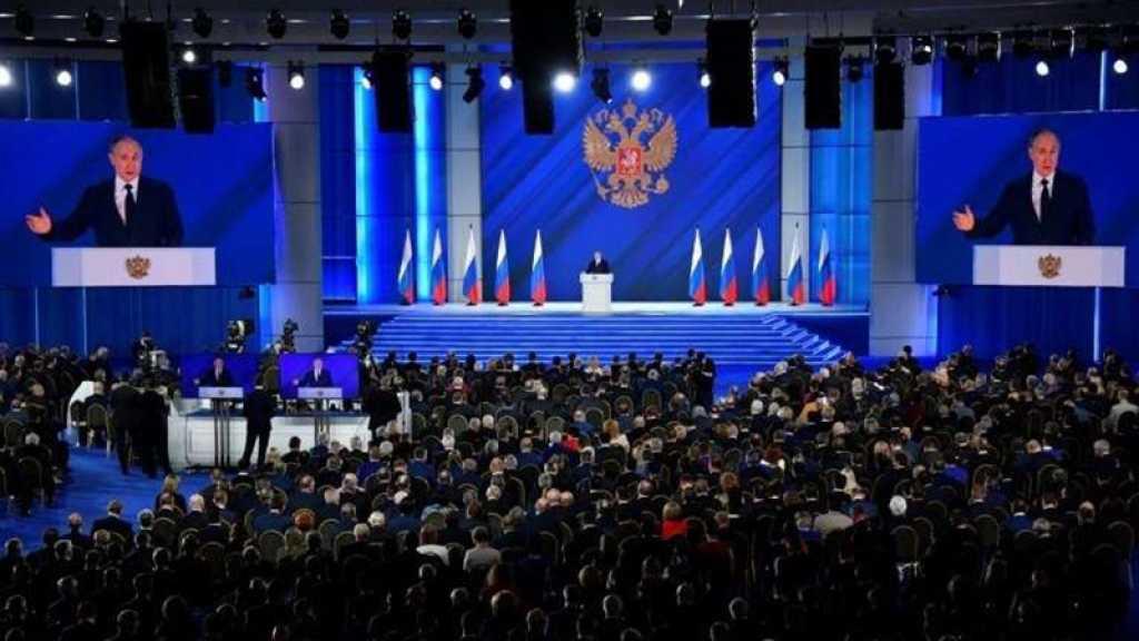 Russie: dans son discours annuel, Poutine met en garde l'Occident
