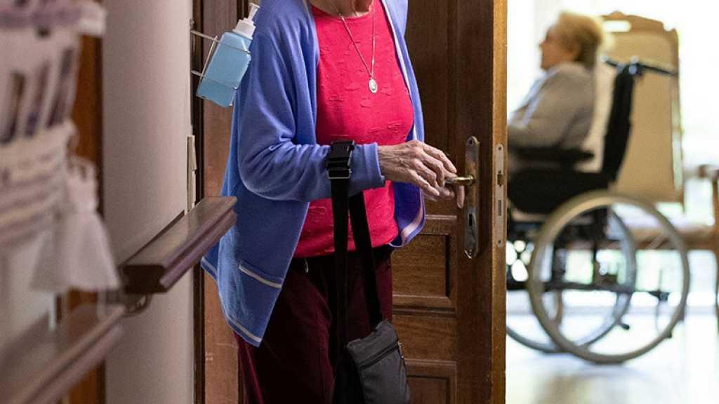 USA: un variant du coronavirus se propage dans une maison de retraite malgré la vaccination