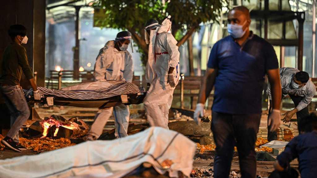 Inde: un incendie dans un hôpital tue 13 malades du Covid-19