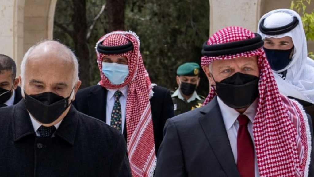 Jordanie: le parquet libère 16 personnes arrêtées après un «complot» contre le roi