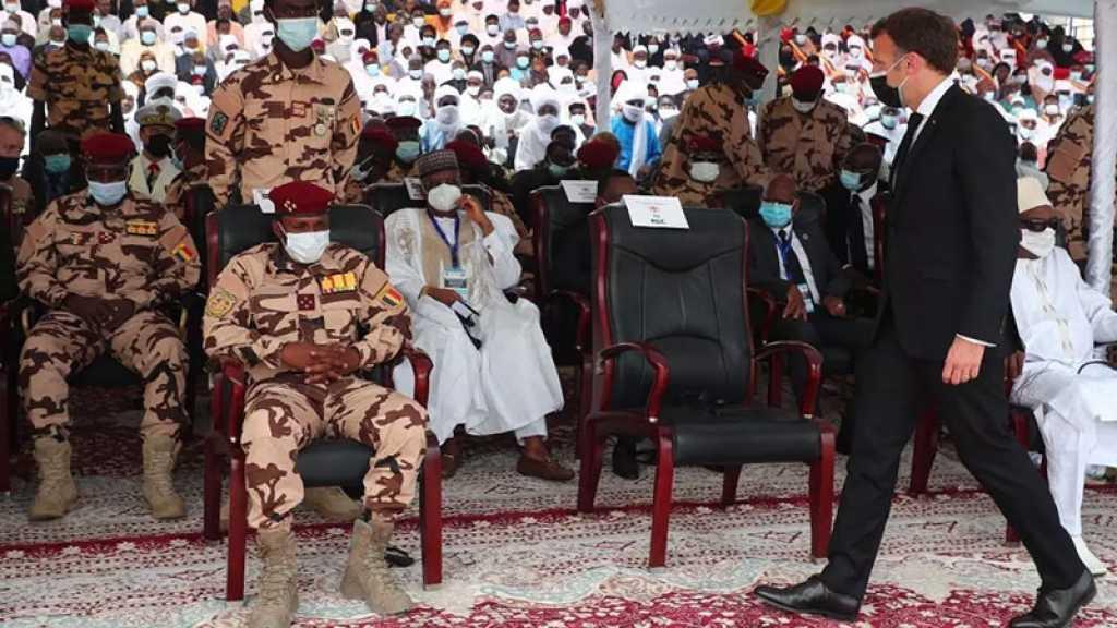 Funérailles de Déby, la France assure la junte de son soutien pour la «stabilité» du Tchad