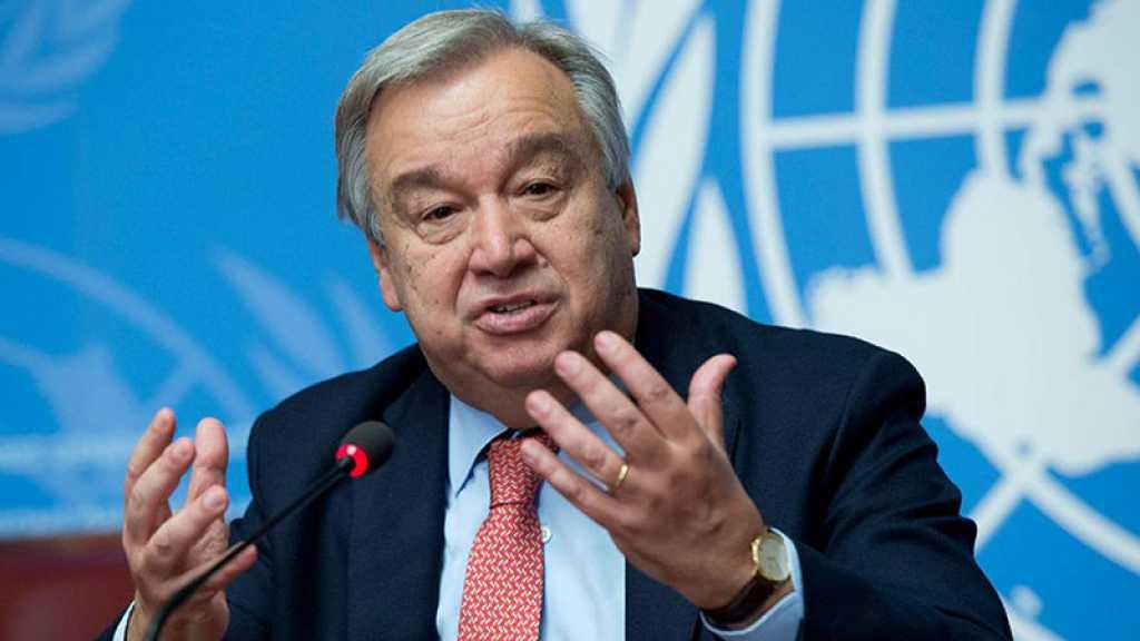 Le chef de l'ONU exhorte les dirigeants libanais à former un gouvernement