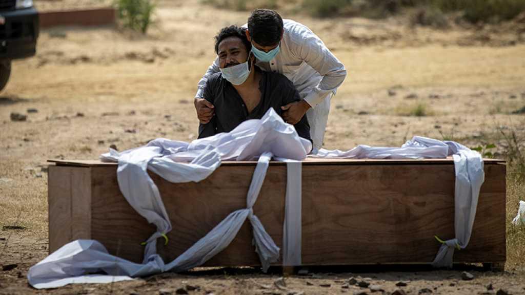 Coronavirus: l'Inde bat un nouveau record de décès, feu vert pour Johnson & Johnson aux Etats-Unis