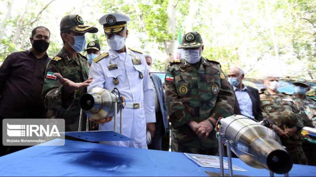 L'Iran réarme ses drones, lève le voile sur sept nouveaux armements (photos)