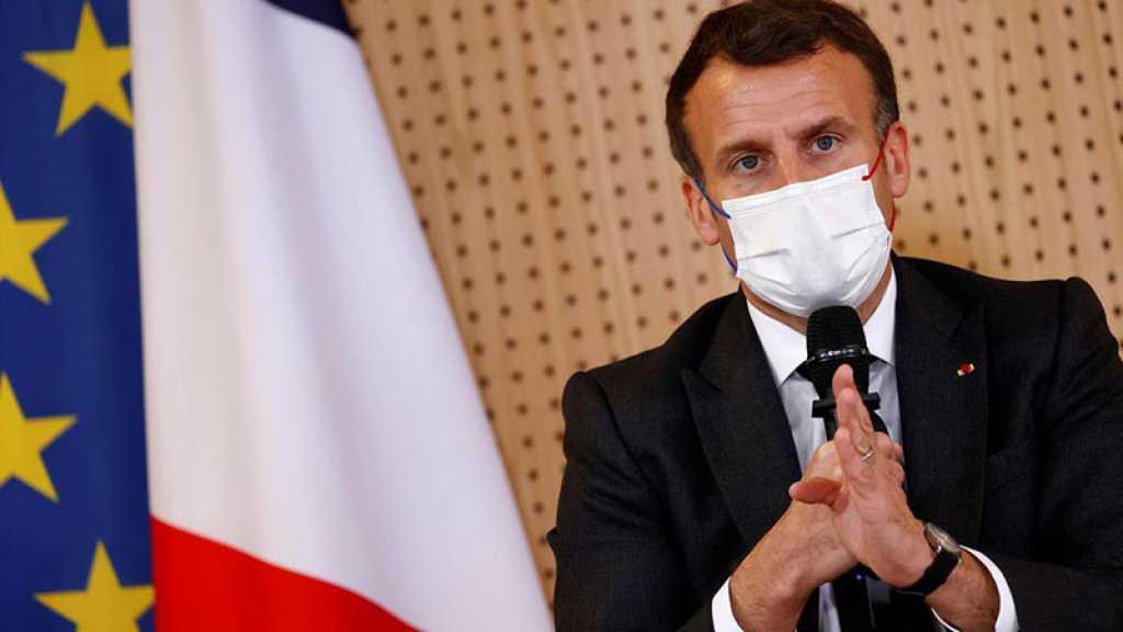 Macron défend le retour à l'école «pour lutter contre les inégalités sociales et de destin»
