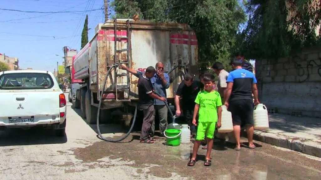 Damas accuse l'armée turque d'avoir privé la ville de Hassaké d'eau potable