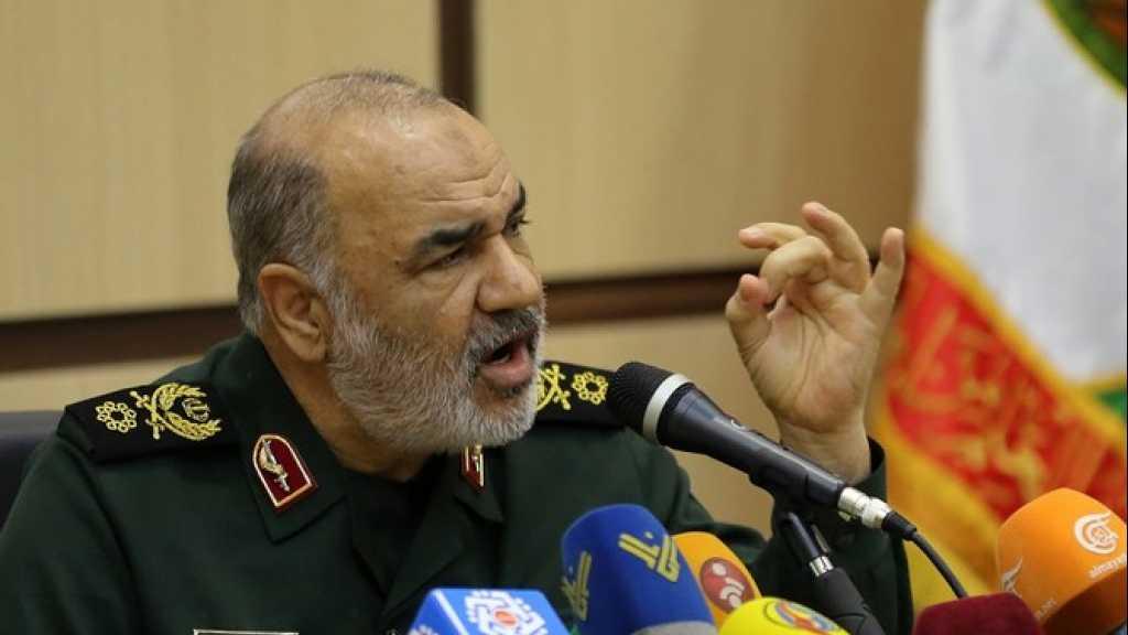 Les exactions d'«Israël» se retournent contre lui, menace le CGRI