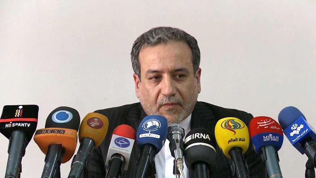 L'Iran exige la levée des sanctions CAATSA