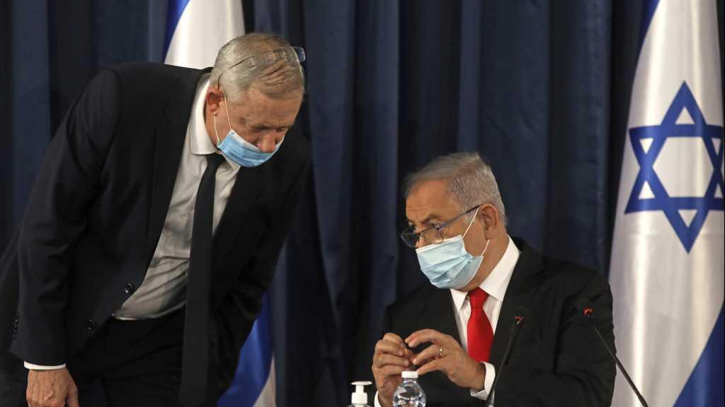 «Israël»: le gouvernement a approuvé la nomination de Gantz au poste de «ministre de la Justice»