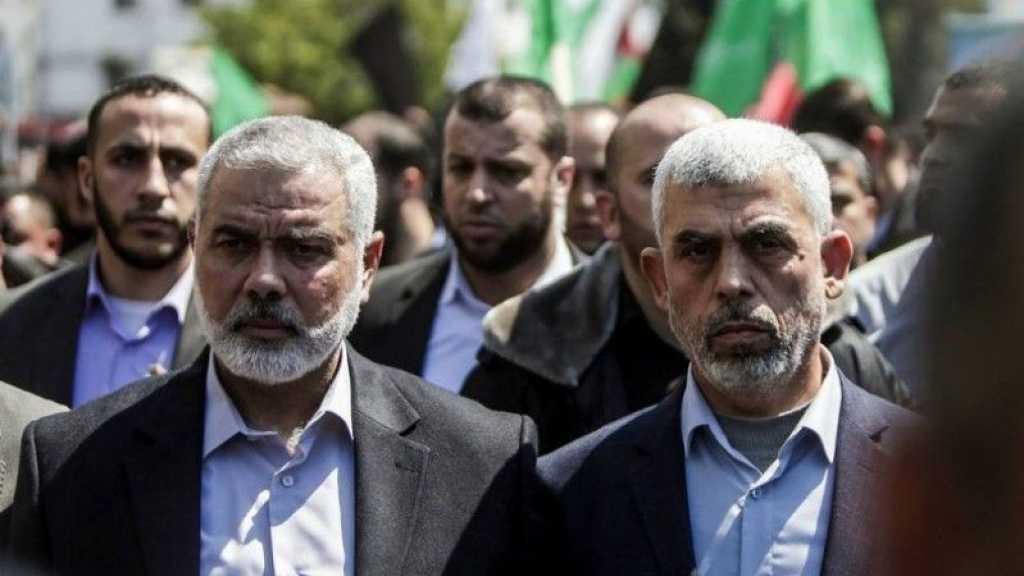 Hamas: Si les élections palestiniennes sont reportées, «Israël» en portera la responsabilité