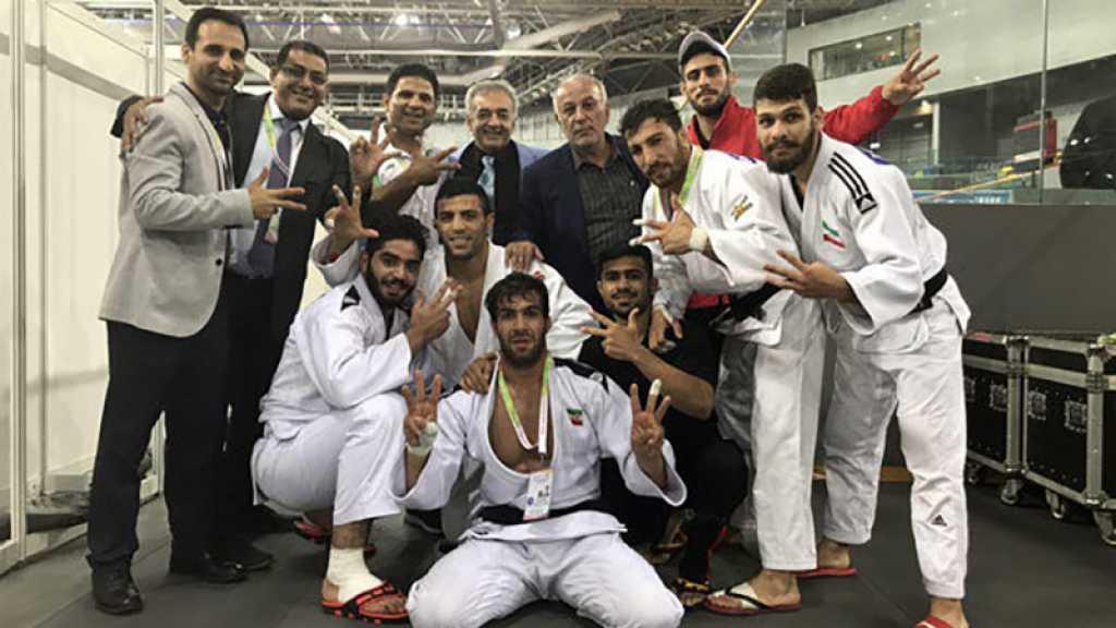 La fédération iranienne de judo suspendue quatre ans pour son refus d'affronter des athlètes israéliens