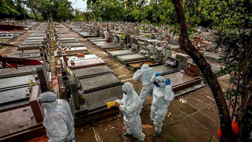 Virus: le monde franchit la barre des 150 millions de cas, le Brésil et l'Inde s'enfoncent dans la crise