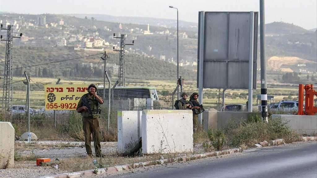 Fusillade à Naplouse: l'armée de l'occupation renforce sa présence en Cisjordanie
