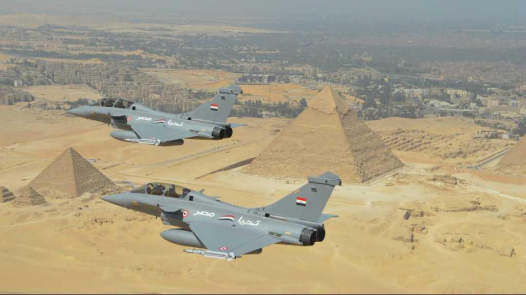 L'Égypte confirme l'achat de 30 Rafale à la France
