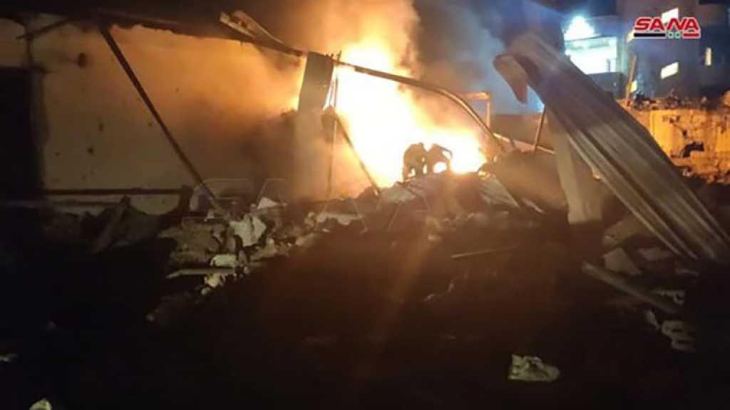Syrie: une agression israélienne contre la zone côtière fait un martyr civil