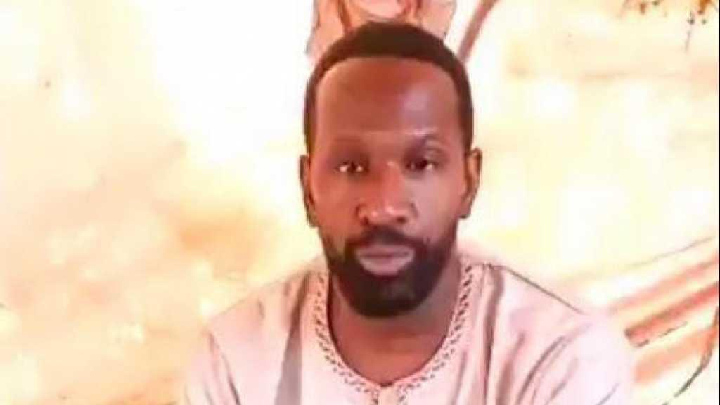Mali: un journaliste français dit dans une vidéo avoir été enlevé par un groupe terroriste
